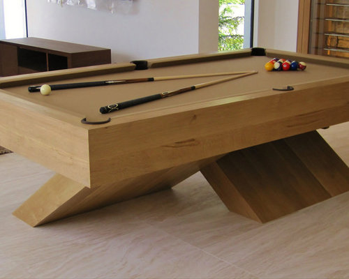 Masterpiece Pool Tables - Pool table base