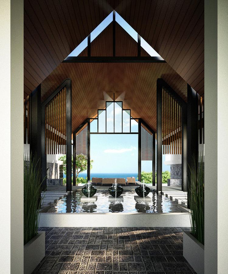 Cape Amarin,Phuket -Entry