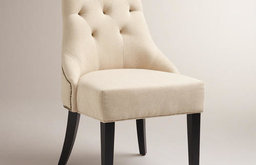 Linen Lydia Dining Chairs