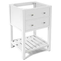 Transitional Bathroom Vanities And Sink Consoles by Bolton Furniture, Inc.