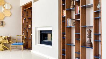 Custom Cabinets Nerea Estates Residence