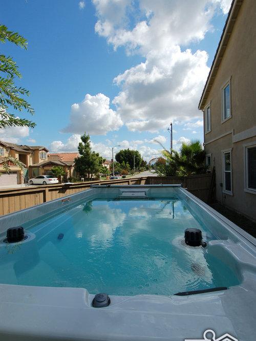 Endless pool swim spa series for Pool and spa show usa
