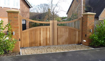 Portcullis Bespoke Wooden Gates