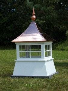 Federal Addition - Cupolas