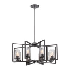 Designers Fountain 86588-CHA 8-Light Chandelier