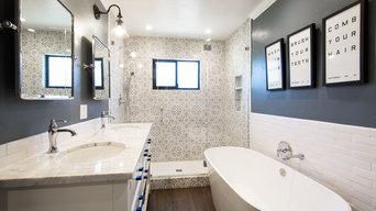 Campbell Bathroom Remodel