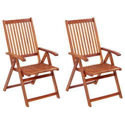 Traditional Garden Dining Chairs by vidaXL