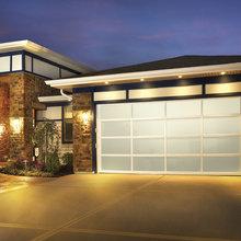 Clopay Avante - Full View Garage Doors