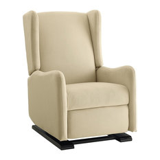 Baby Relax Kingsley Gliding Recliner, Beige