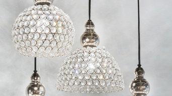 Vintage Lampen ELOISE