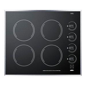 Black Summit TEM721DK Kitchen Cooking Range