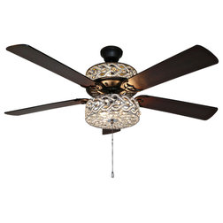 Traditional Ceiling Fans by River of Goods