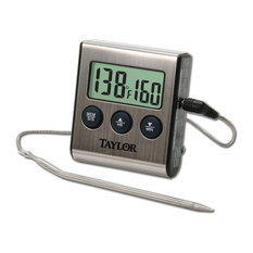 Five Star Digital Probe Cooking Thermometer Timer