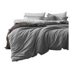 Byourbed - Duvet Cover Alloy Supersoft Bedding, King - Duvet Covers and Duvet Sets