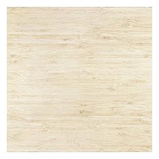 "20""x20"" Bamboo Plank Luxury Vinyl Tile, Set of 6"