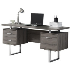 Contemporary Desks And Hutches by Monarch Specialties