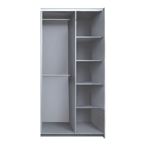 Additional Striped Wardrobe Fittings for Sliding Door Models
