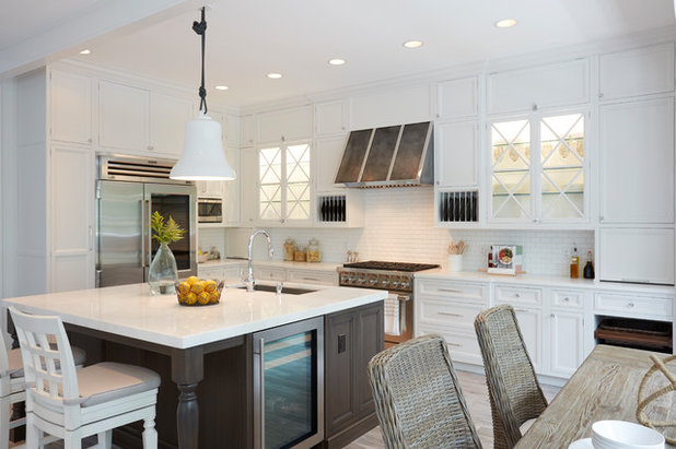 Design Recipe: How To Create A Transitional Style Kitchen