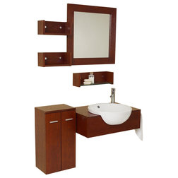 Fancy Contemporary Bathroom Vanities And Sink Consoles by Modern Bath House
