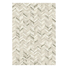 "Dynamic Rugs Eclipse 63226 Geometric Rug, Silver, 7'10"" X 10'10"""