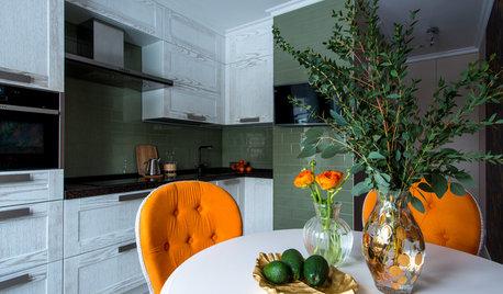 Есть решение: Кухня 9 кв.м в панельном доме