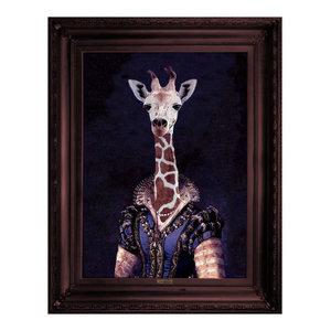 Dame Giralda Canvas, 60x81 cm