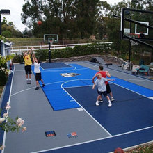 Outdoor Courts - Residential