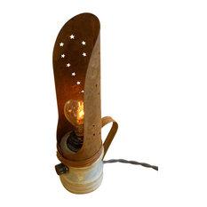 Retro Farmhouse Desk Lamp