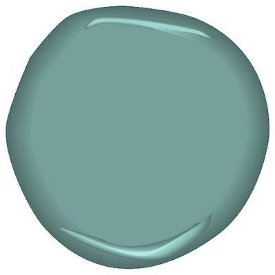 teal grey paint. paint by benjamin moore teal grey t