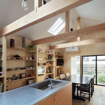 工具箱の家 Toolbox House