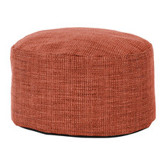 Howard Elliott Coco Coral Foot Pouf