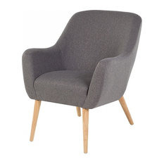 Loken Armchair, Grey