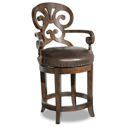 Traditional Bar Stools And Counter Stools by Hooker Furniture