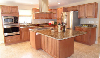 Kitchen remodel and stage