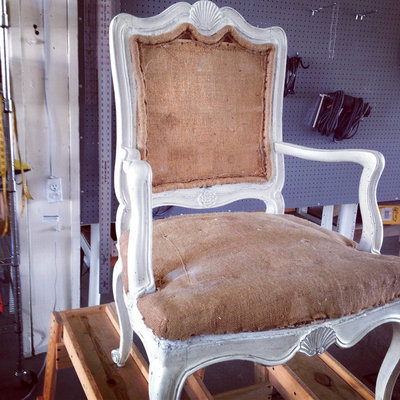 By Upholstery Clubu0027s Shelly Leer