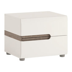 Chelsea 2-Drawer Bedside Table