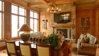 Hickory Hardwood Home