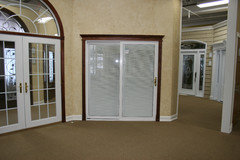 royal windows and doors has the ideal patio doors for your home royal windows and doors offer distinctive design options like between the glass grilles : patio doors with blinds between the glass