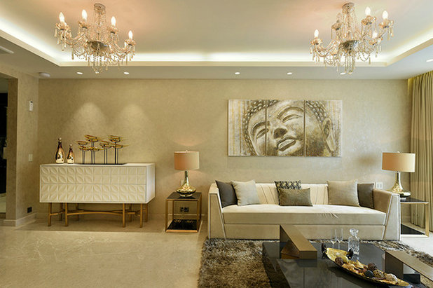 Contemporary  by SHAHEN MISTRY ARCHITECTS