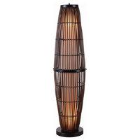 Kenroy Home 32248 Biscayne 2 Light Outdoor Floor Lamp