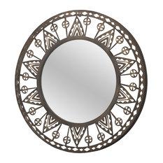 Aztec Mirror, 24 Black