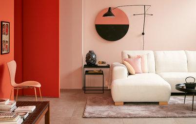 Mit Farben einrichten: Die Faustregeln der Farbwirkung