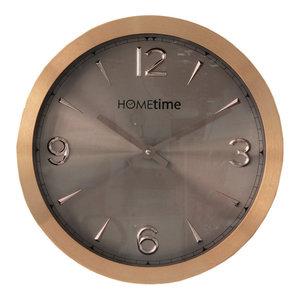 Hometime Wall Clock, Aluminium