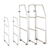 """Rev-A-Shelf 597-12-10 Tray Divider 12"""" High, White, 12"""""""