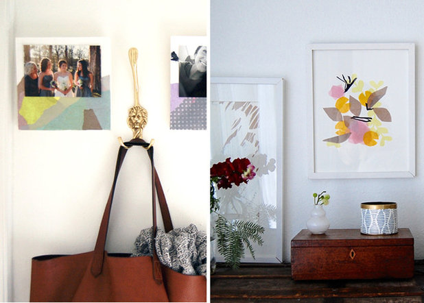 DIY: Two Colorful, Personalized DIY Gifts for Mother's Day