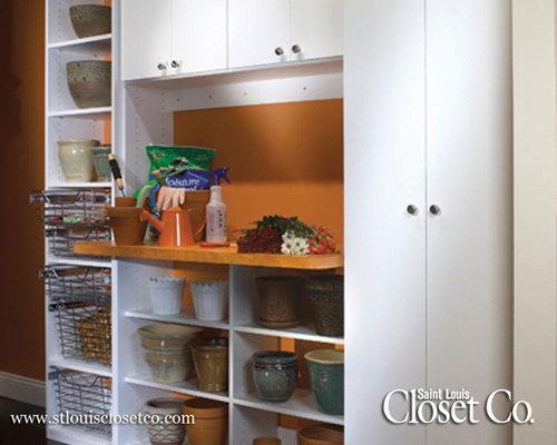 Saint Louis Closet Co. Other Areas To Organize   Closet Organizers