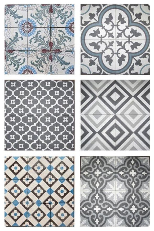 Anyone Know Where I Can Encaustic Tiles In Miami Remodeling Our Bathroom