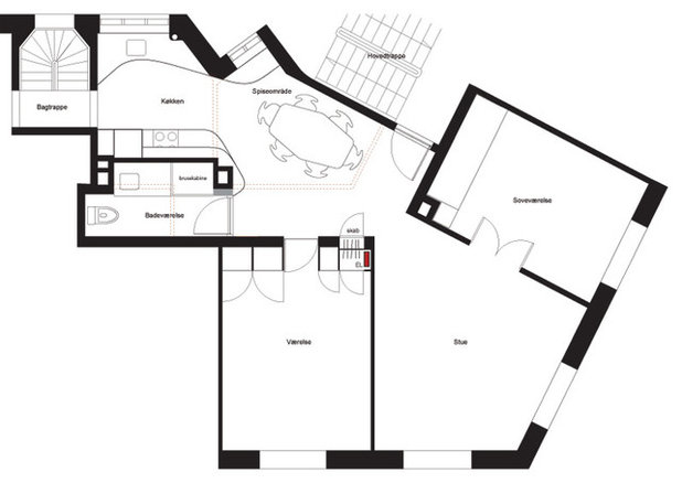 Floor Plan by REFORM