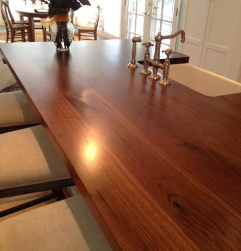 SaveEmail. Black Walnut Wood Countertops