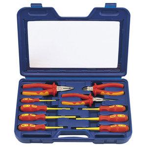 Draper Tools Expert 10-Piece Plier and Screwdriver Set, 71155